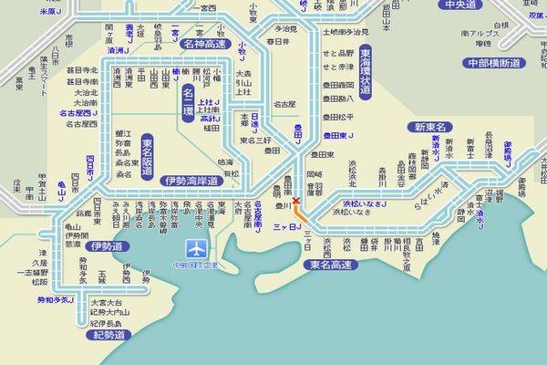 東名阪道 渋滞情報 リアルタイム