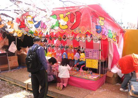 北越谷 桜 2013.04-8