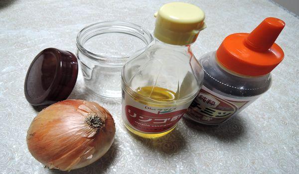 酢タマネギの作り方(用意するもの)