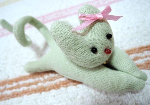 猫クリップの作り方【01】準備と型紙づくり