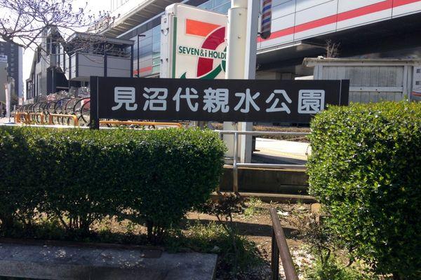 見沼代親水公園 桜 02