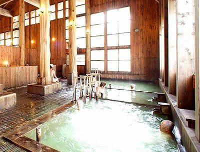 秋田県 玉川温泉 そよ風